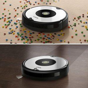 Aspirateur robot iRobot Roomba 605 voir les avis