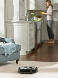 aspirateur robot iRobot Roomba 615 la qualité au meilleur prix