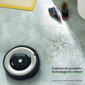 Acheter sur Amazon iRobot Roomba e5154 aspirateur robot