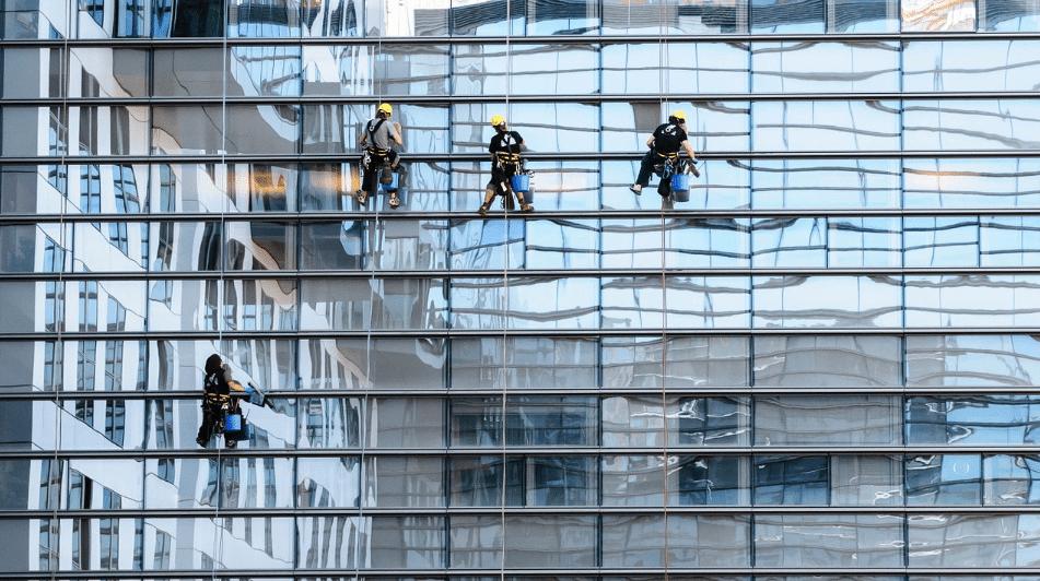 choisir société lavage de vitre